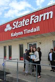 Ribbon Cutting: Statefarm Agent Kalynn Tindall