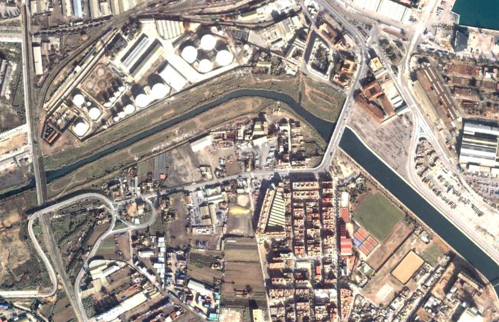 natzaret, valencia, donde el jésus, nano, antes, urbanismo, planeamiento, urbano, desastre, urbanístico, construcción