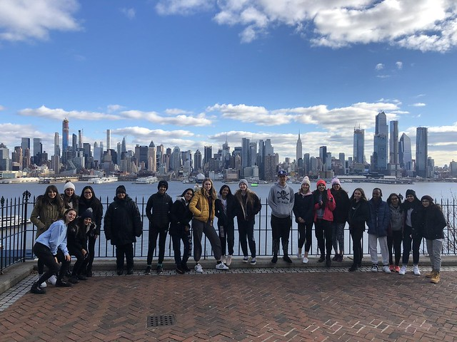 Economics Trip New York 2018