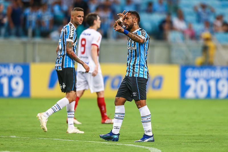 Grêmio x São Luiz - Gauchão 2019 - 31/01/19