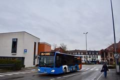 Haguenau - Mercedes-Benz Citaro C2 K - 30/11/18 - Photo of Bischwiller