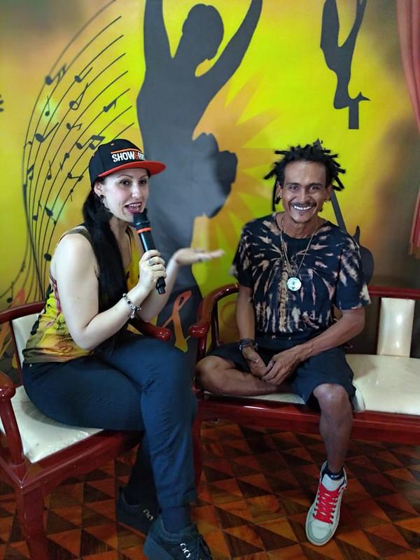 Bastidores Dani Entrevista e Musical