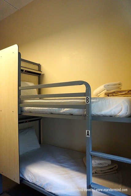 Our Beds at HI New York City Hostel