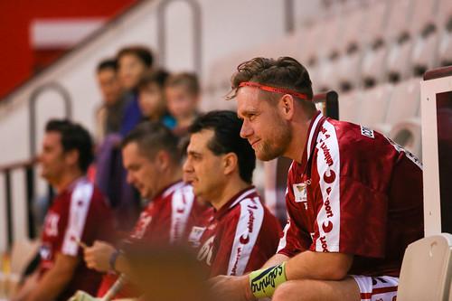 Vánoční derby legend Sparty a Tatranu 2018