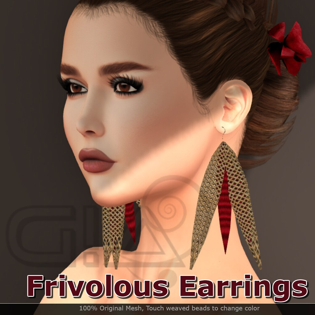 Frivolous earrings vendor - TeleportHub.com Live!