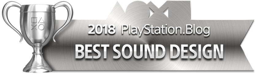Best Sound Design - Silver