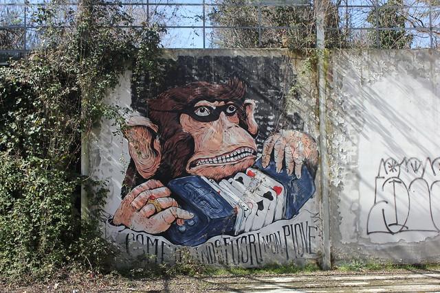 Ex Staveco Street Art