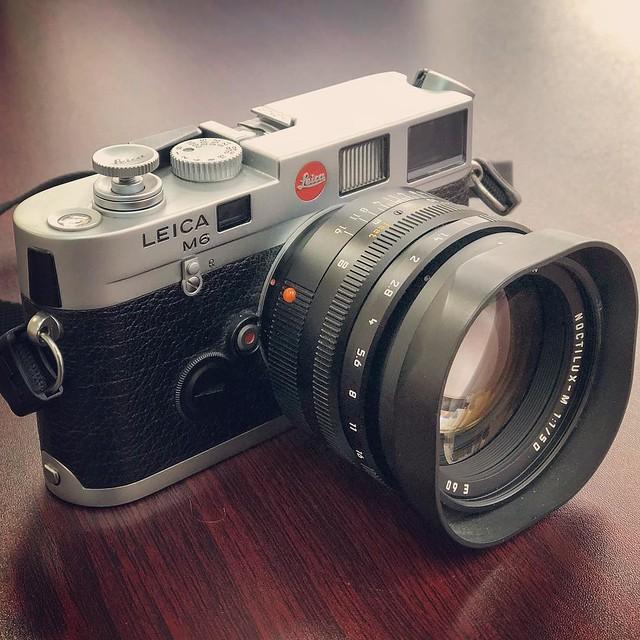 Leica Noctilux 50mm f1.0 V4 夜神日拍