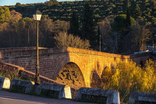 Spain - Jaen - Marmolejo - Bridge
