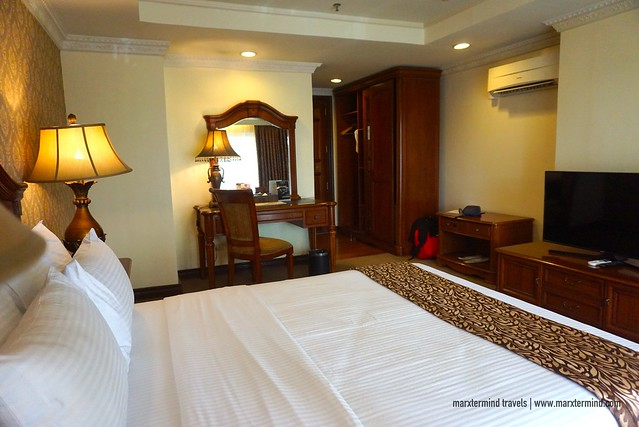 My Room at Villa Caceres Hotel - Executive Room