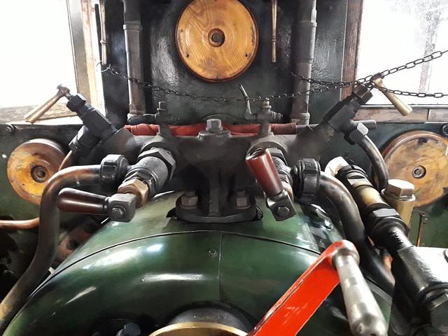 Countess' Steam Manifold