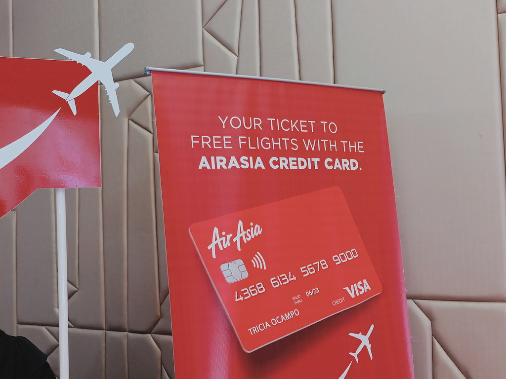 Apply for AirAsia Credit Card Philippines