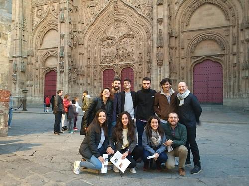 Encuentro en Salamanca / Residencia Universitaria San Francisco Javier