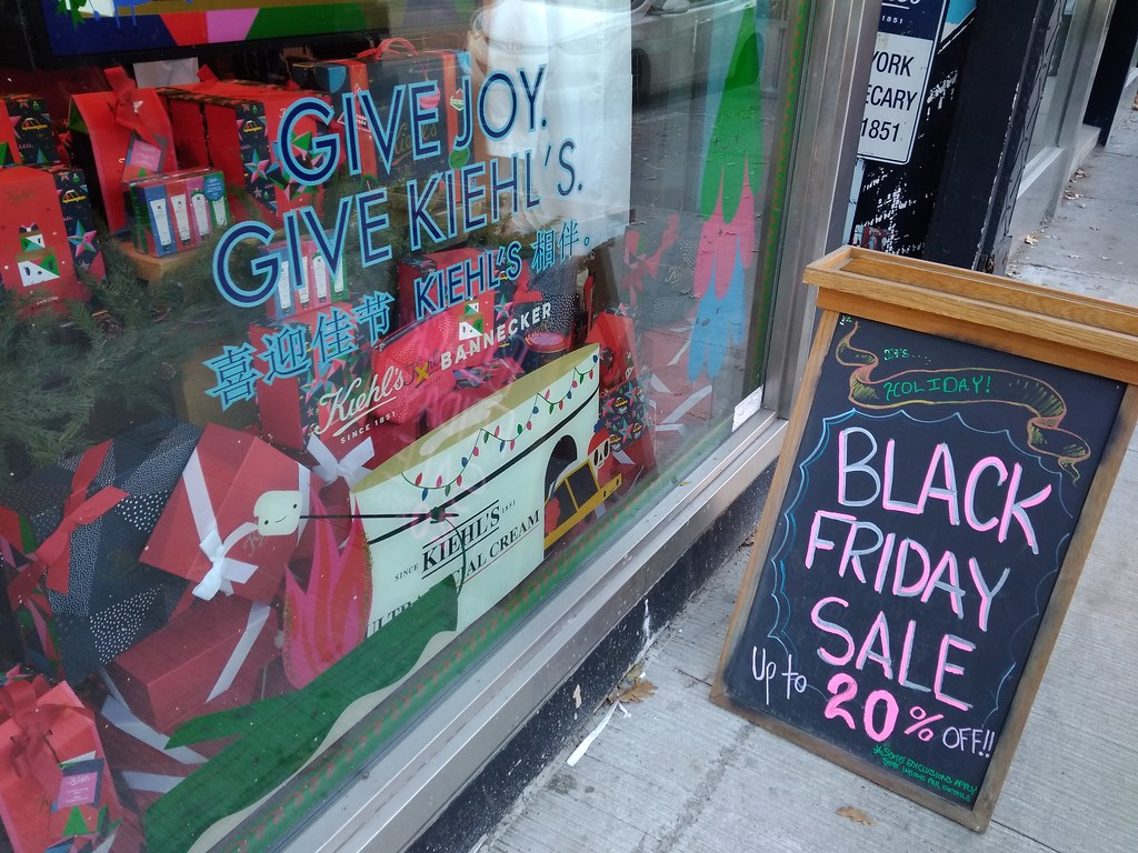 KIEHL'S Black Friday Sale
