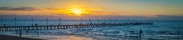 Frankston Pier, Port Phillip, Canon EOS 7D, Canon EF 70-300mm f/4-5.6 IS USM
