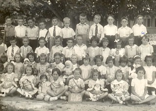 Unknown School Group c.1945