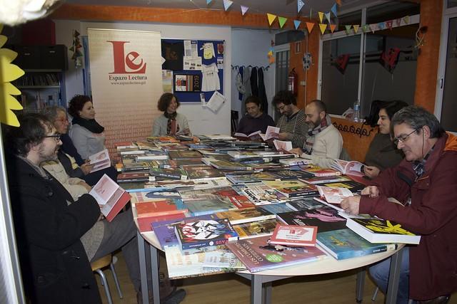 Club Lecturas Debuxadas, 11/12/2018