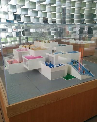 Lego House (1) #toronto #unzippedtoronto #serpentinepavilion2016 #bjarkeingels #architecture #lego #legohouse #billund #parks #latergram