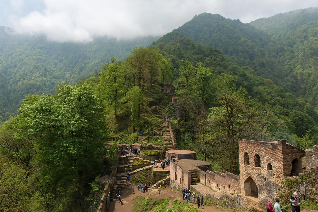 Iran. Rudkhan Castle
