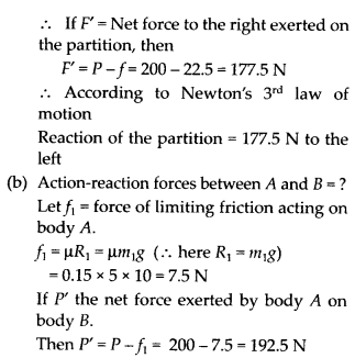 NCERT Solutions for Class 11 Physics Chapter 5 Law of Motion 36