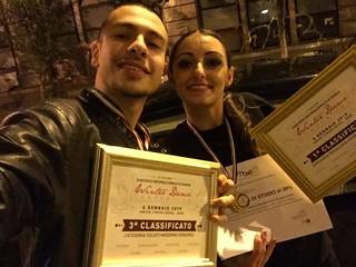 Alfredo Selvaggio e Liliana Gelao