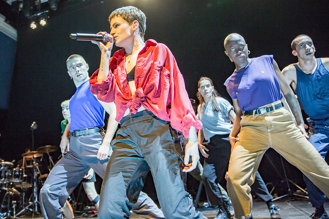 Christine and the Queens @ 9:30 Club, Washington DC, 11/04/2018