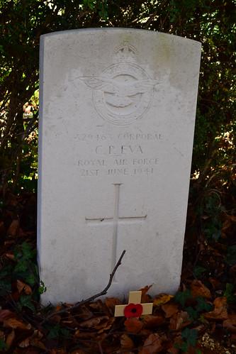 Corporal C. P. Eva