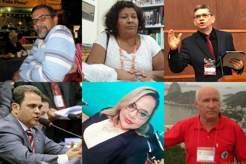 Holofotes em 6 VIPs. João Silva, Euniciana, Océlio, Beto Paixão, Priante e Wal, VIPS - Beto, Nega