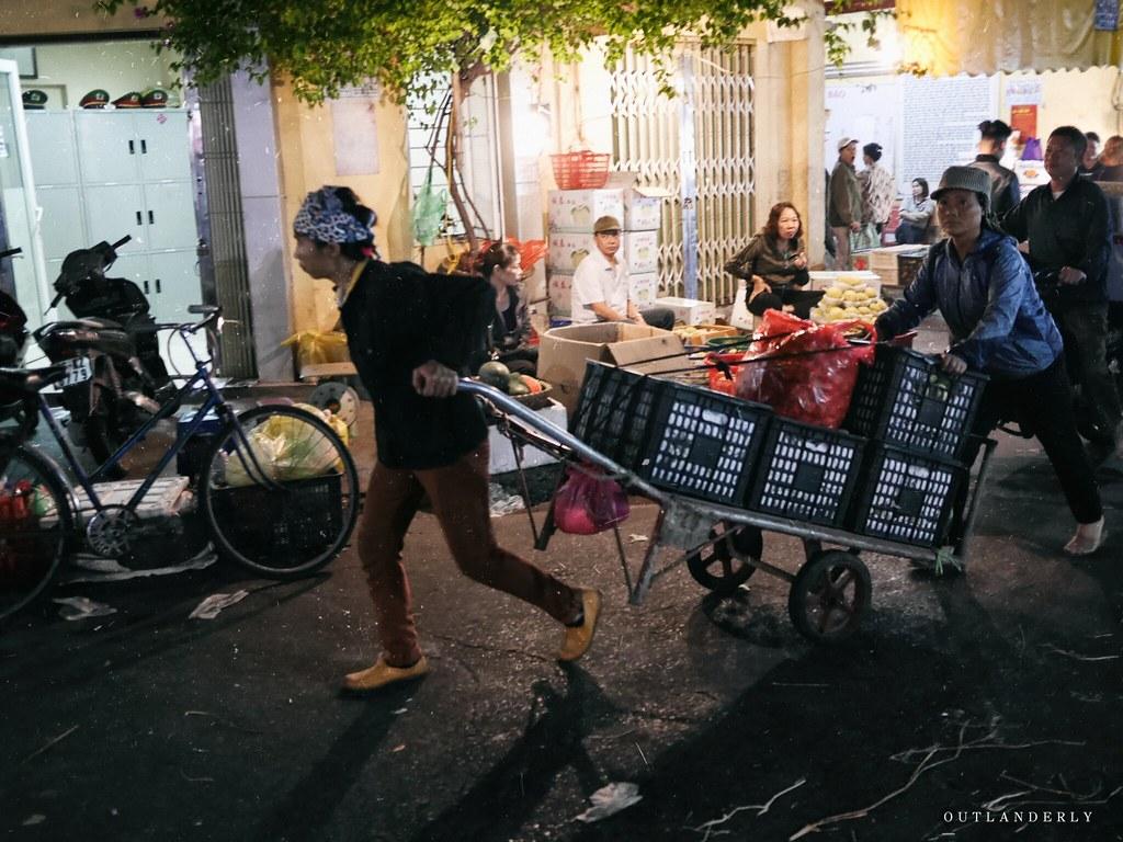 Long Bien Market