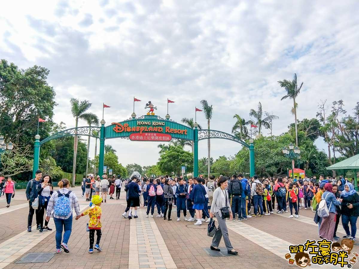 2019香港迪士尼樂園(聖誕節)