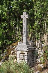 Croix des Templiers, l'Espinassière - Photo of Saint-Jean-de-Laur