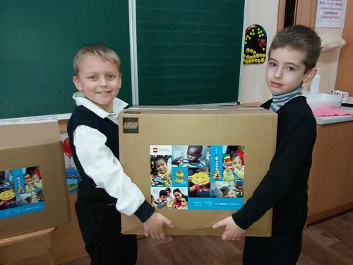 В рамках освітнього проекту «Нова українська школа»