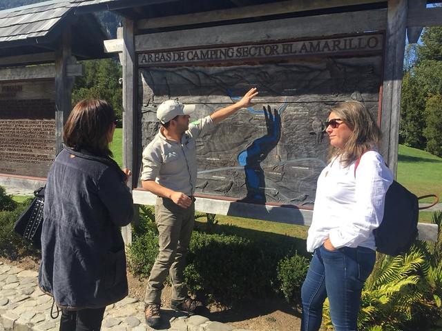 Subsecretaría de Turismo recorre Parque Pumalín en vísperas de traspaso oficial del territorio al estado