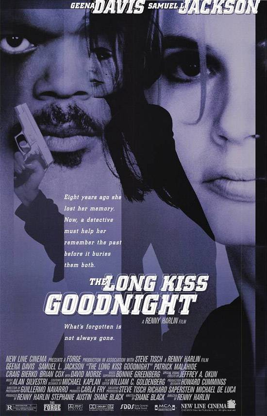 The Long Kiss Goodnight - Poster 11