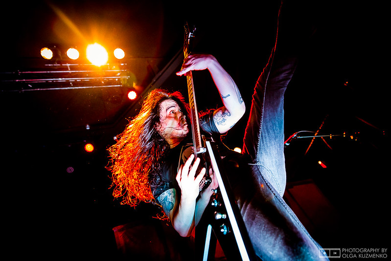 Annihilator -- Photo Credit: Olga Kuzmenko