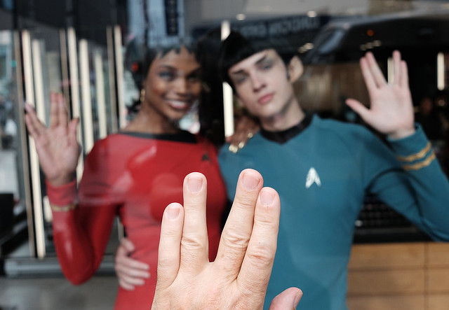 Live Long and Prosper, Fujifilm X-T1, XF27mmF2.8