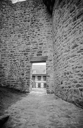 en passant par le Mont St Michel