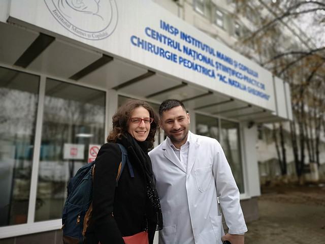 Ospedale di Neurochirurgia pediatrica Chisinau