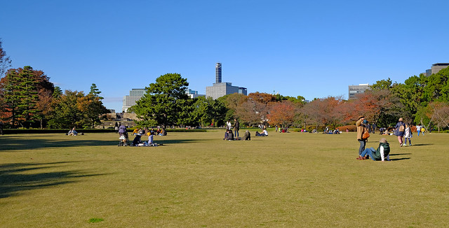 Photo:The East Garden, Tokyo Imperial Palace, Japan.17 By Geoff Whalan