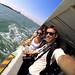 3. En la barandilla del ferry a Lido desde Venecia
