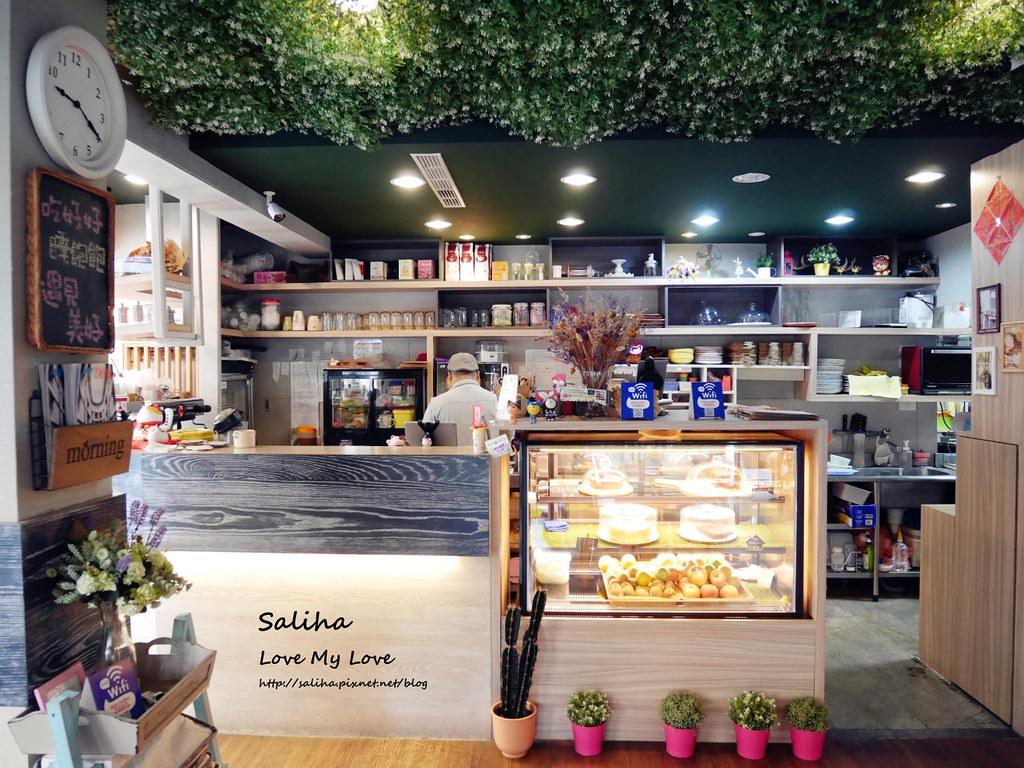 台北行天宮站附近餐廳美食咖啡館早午餐推薦遇見美好下午茶蛋糕 (6)