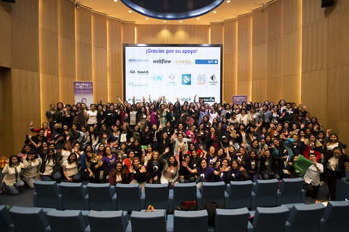 Dev Day 4 Women CDMX 2018