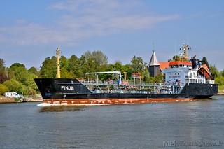 Das Tankschiff