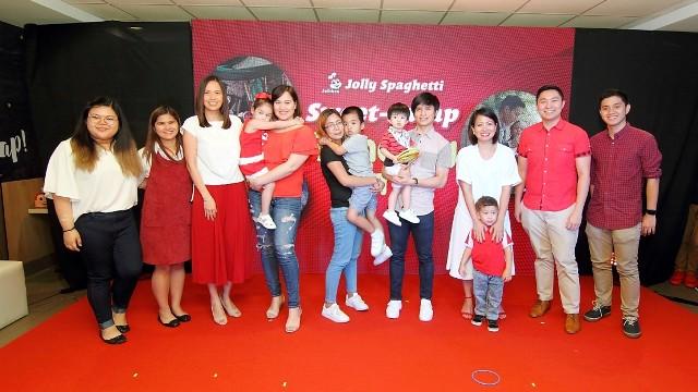Jolly Spaghetti Parent-child bonding event