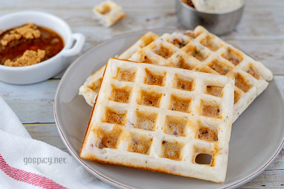 Dosa Waffle Recipe by GoSpicy.net