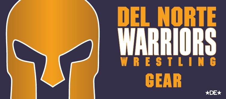 Del Norte Warriors Wrestling Gear