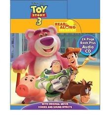 Disney Read Alongs Toy Story 3