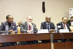 @rdussey : 2nd Chief Negotiators' meeting on a new Partenership Agreement between the EU and countries of the ACP Group of States. We decided to meet on Marsh 2019 @eu_eeas @PressACP @EU_Commission https://t.co/rLt54LDSbq