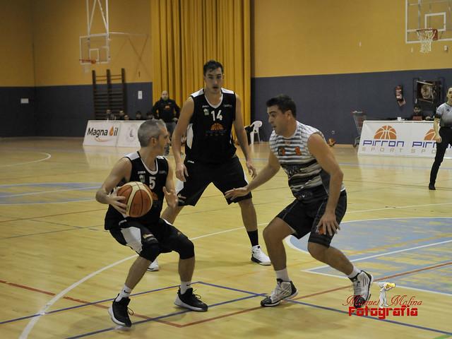18/19 - J7 Pirron Sport Mérida - Grupo Preving BCB