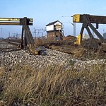 Spring Vale Sidings, December 1983